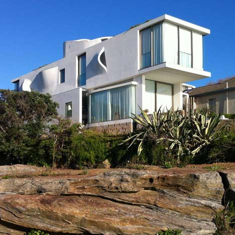 Chris Elliott house in Sydney