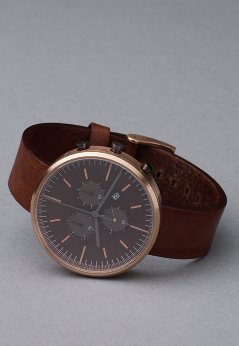 New 300 Series by Uniform Wares at Dezeen Watch Store