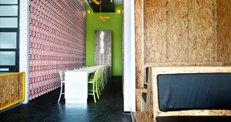 Shumis pizzeria by Studio OPA