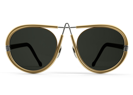 sunglass frames afi1  A-Frame by Ron Arad for pq