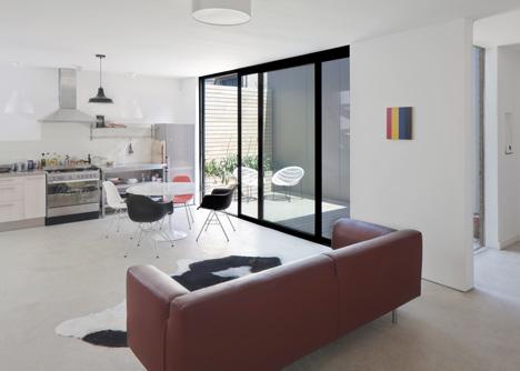 Amhurst Road by Edgley Design