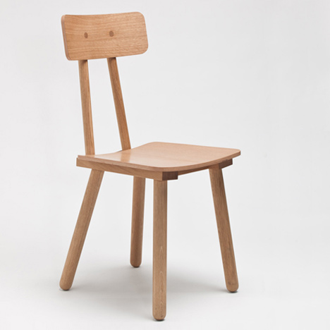 Another Chair by Mathias Hahn for Another Country
