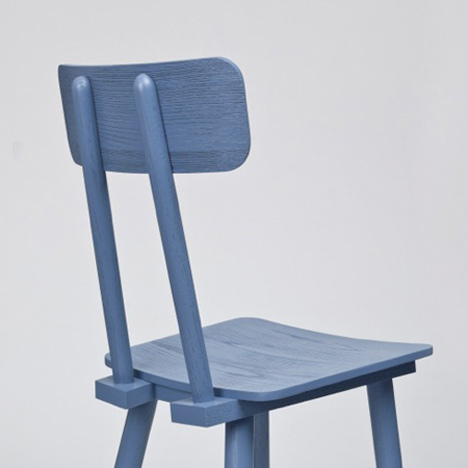 Another Chair for Another Country by Mathias Hahn
