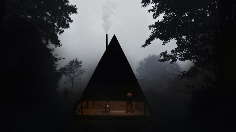 Black Lodge by Jagnefalt Milton