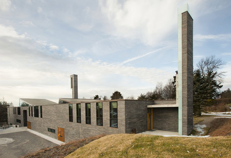 Boler Church by Hansen-Bjorndal Architects