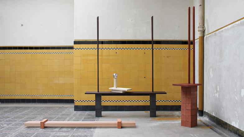 Building by Earnest Studio and Emilie Pallard