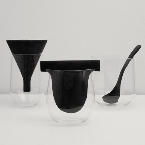Charcoal by Formafantasma at the Vitra Design Museum