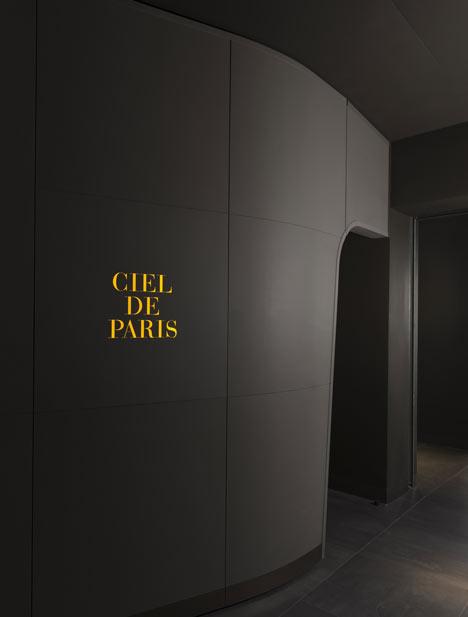 Ciel de Paris by Noé Duchaufour-Lawrance