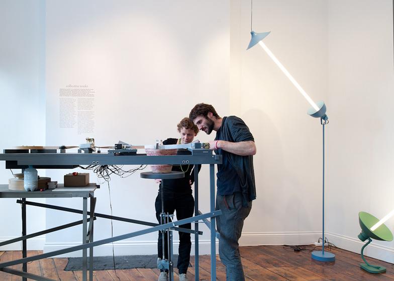 Collective Works by Mischer'Traxler