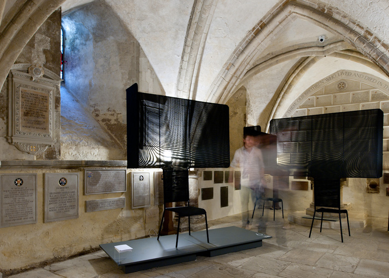 Fabrica at the Order of St John