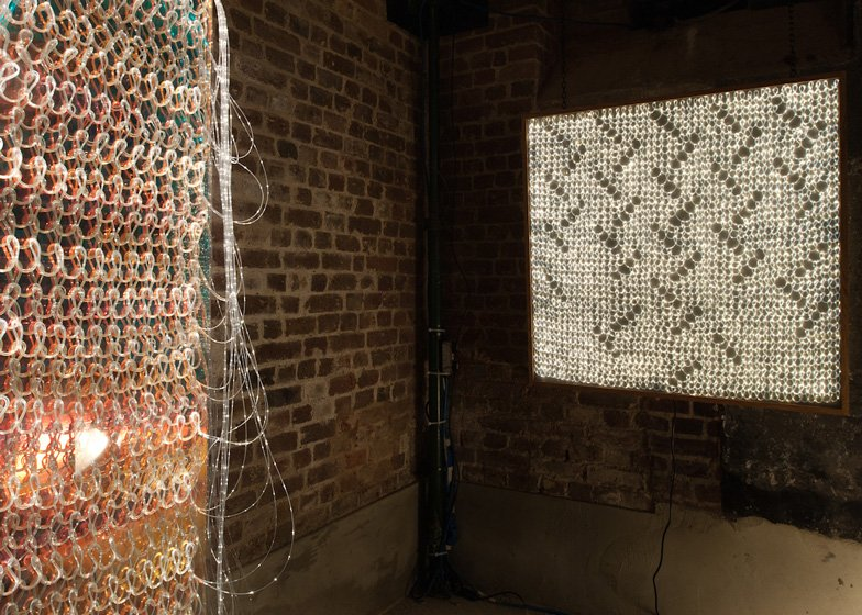 Knitting the Light Fantastic by Fay McCaul at the House of Detention
