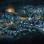 Broadway Malyan design city for 100,000 inhabitants