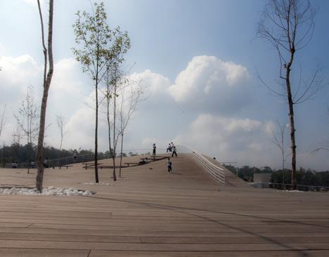 Emblematic Monument by Enrique Norten and TEN Arquitectos