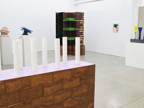 Ettore Sottsass A Survey, 1992 – 2007 at Friedman Benda