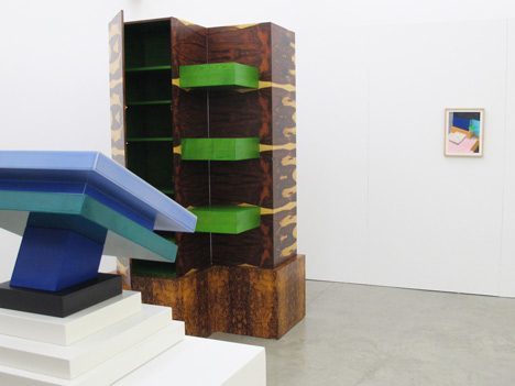 Ettore Sottsass A Survey, 1992 – 2007 at Friedman Benda