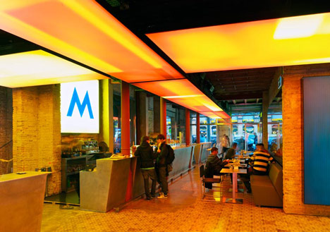 Fabrica Moritz by Jean Nouvel