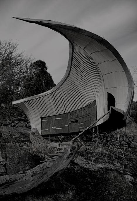 Hönshus-1 by Torsten Ottesjö