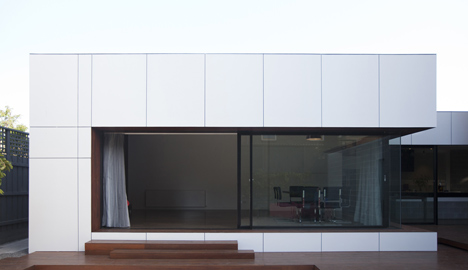 HANS-house by M O D O