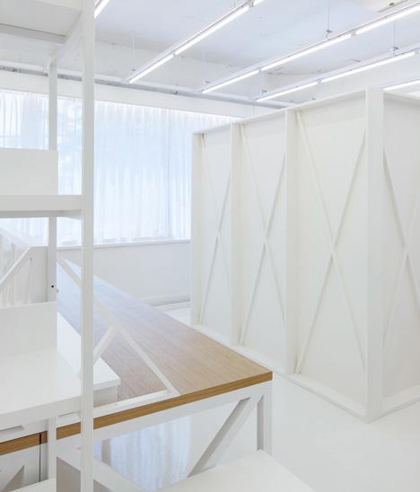 Khan Project Office by Khan Project