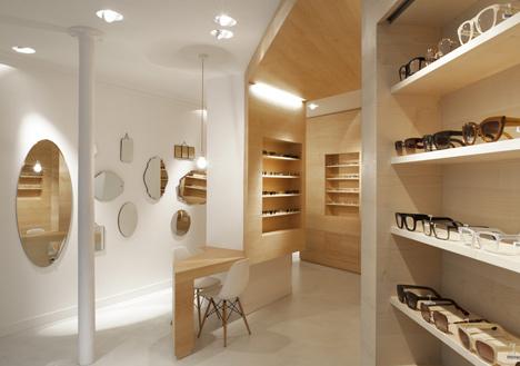 La Galerie de Lunettes by Dumazer & Lafallisse Architectes