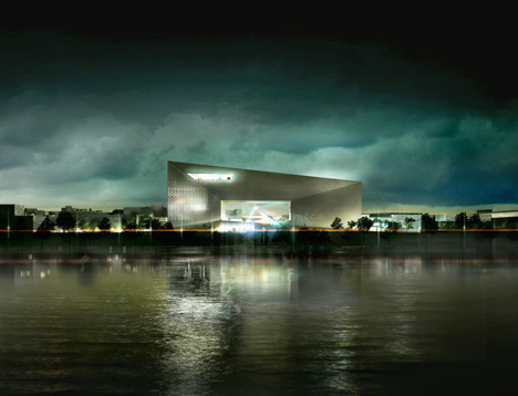 MÉCA by BIG and FREAKS freearchitects