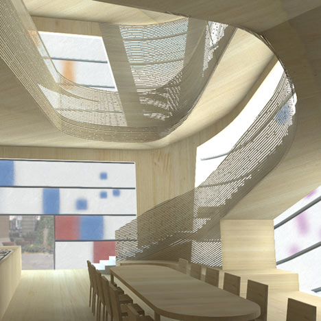 Maggie's Barts by Steven Holl