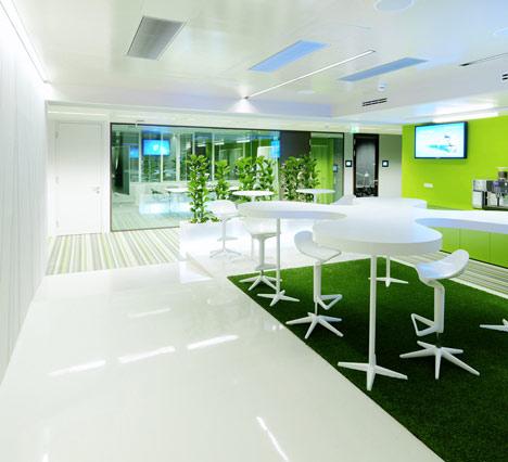 Microsoft Headquarters In Vienna By Innocad Part 46