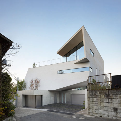 dezeen_N-House by Takato Tamagami_1