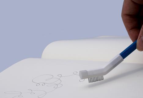 Pencil-case pen and Pencil V2.0 by Yang:Ripol
