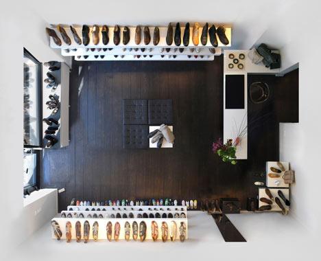 Room Portraits by Menno Aden
