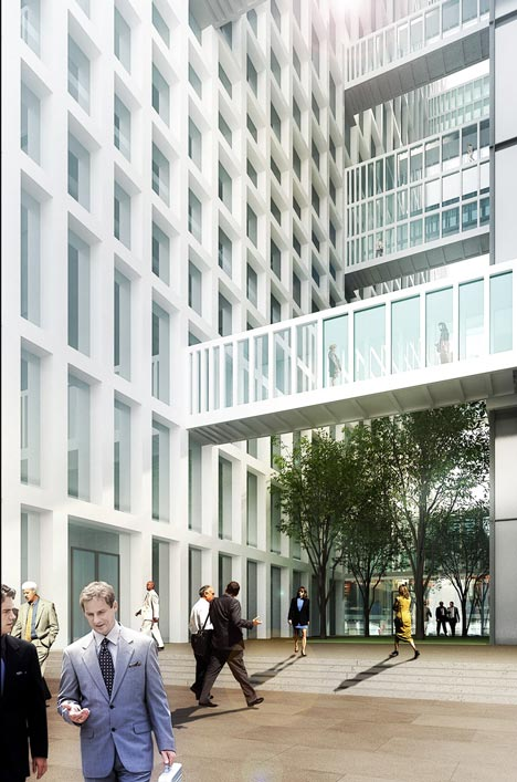 Singapore Subordinate Courts by Serie Architects and Multiply Architects