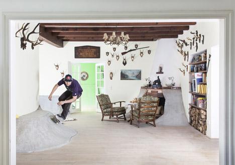 Skate Villa by Philipp Schuster