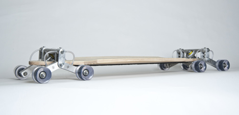 Stair Rover by Po-Chih Lai at Show RCA 2012
