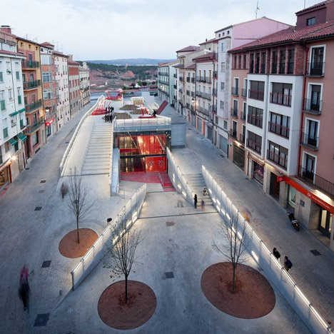 TERUEL-ZILLA! by Mi5 Arquitectos and PKMN Architectures