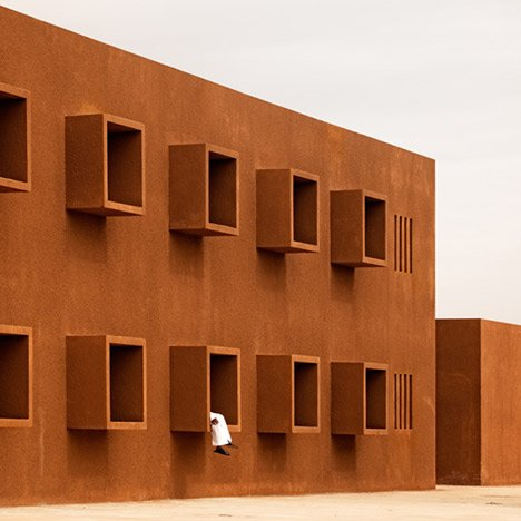 Technology School of Guelmim by Saad El Kabbaj, Driss Kettani and Mohamed Amine Siana