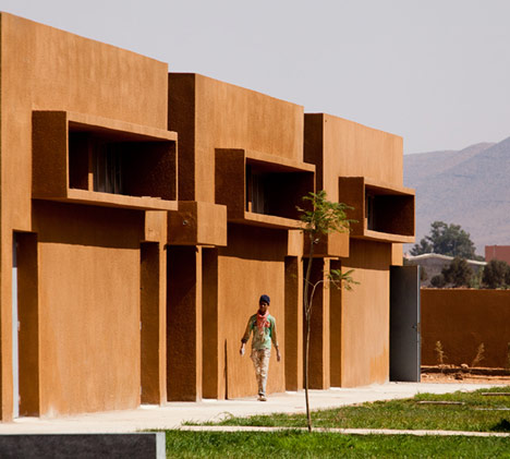 Technology School of Guelmim by Saad El Kabbaj, Driss Kettani and Mohamed Amine Siana