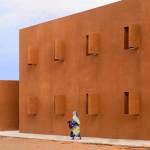 Guelmim Technology School by Saad El Kabbaj, Driss Kettani and Mohamed Amine Siana