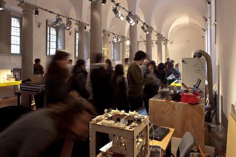 The Future in The Making: Open Design Archipelago