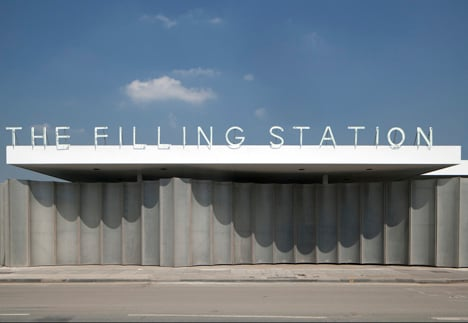 The King's Cross Filling Station by Carmody Groarke