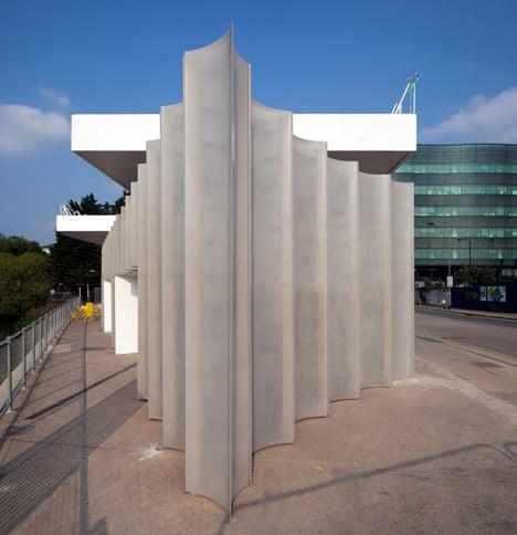 The King's Cross Filling Station by Carmody Groarke