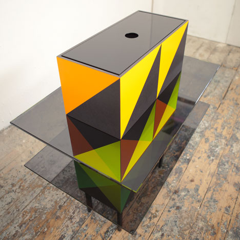 The Reflection Range by Kim Thome at Show RCA 2012