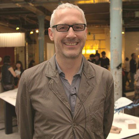 Movie: tour of Design Interactions at Show RCA 2012 with Tony Dunne