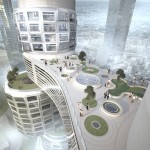 Velo Towers by Asymptote