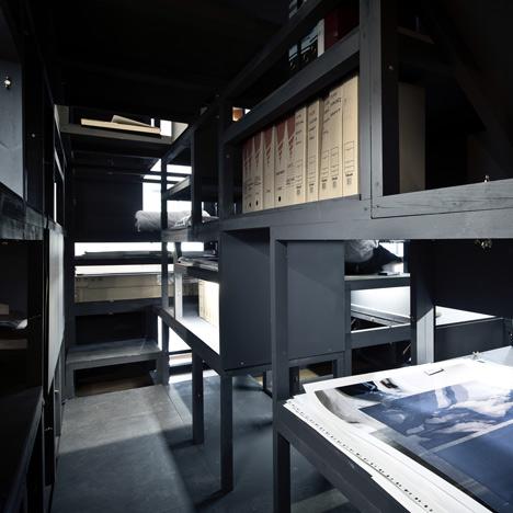 Verbandkammer by Nilsson Pflugfelder