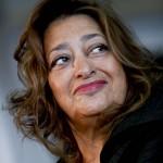 Zaha Hadid becomes a dame