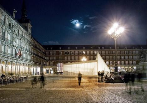 elBulli Pavilion by Rodero Beggiao Architects