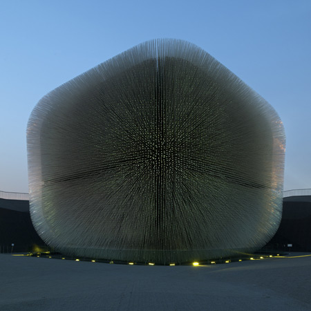Movie: Thomas Heatherwick on designing the UK pavilion at the Shanghai Expo 2010