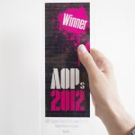 Dezeen named Digital Business Publisher of the Year 2012