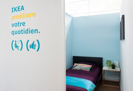 IKEA Lounge a VIP room for everyone in Paris airport