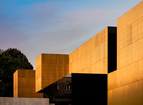 International Centre for the Arts Jose de Guimarães by Pitagoras Arquitectos